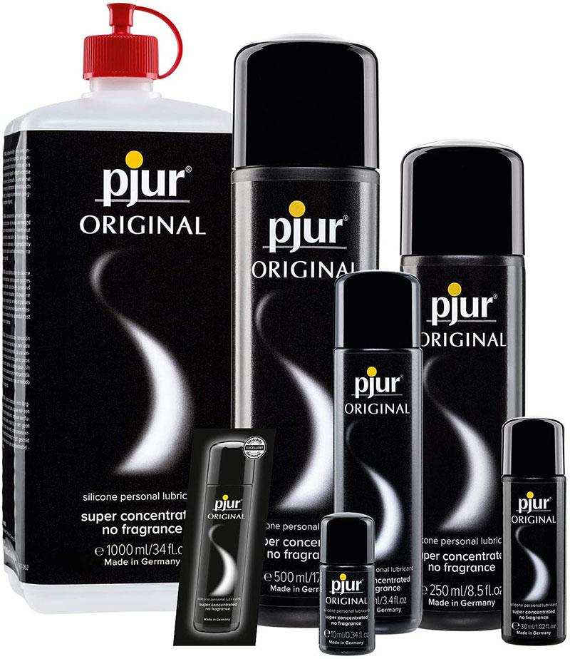 Avis et Test pjur ORIGINAL - Gel lubrifiant supérieur à base de silicone