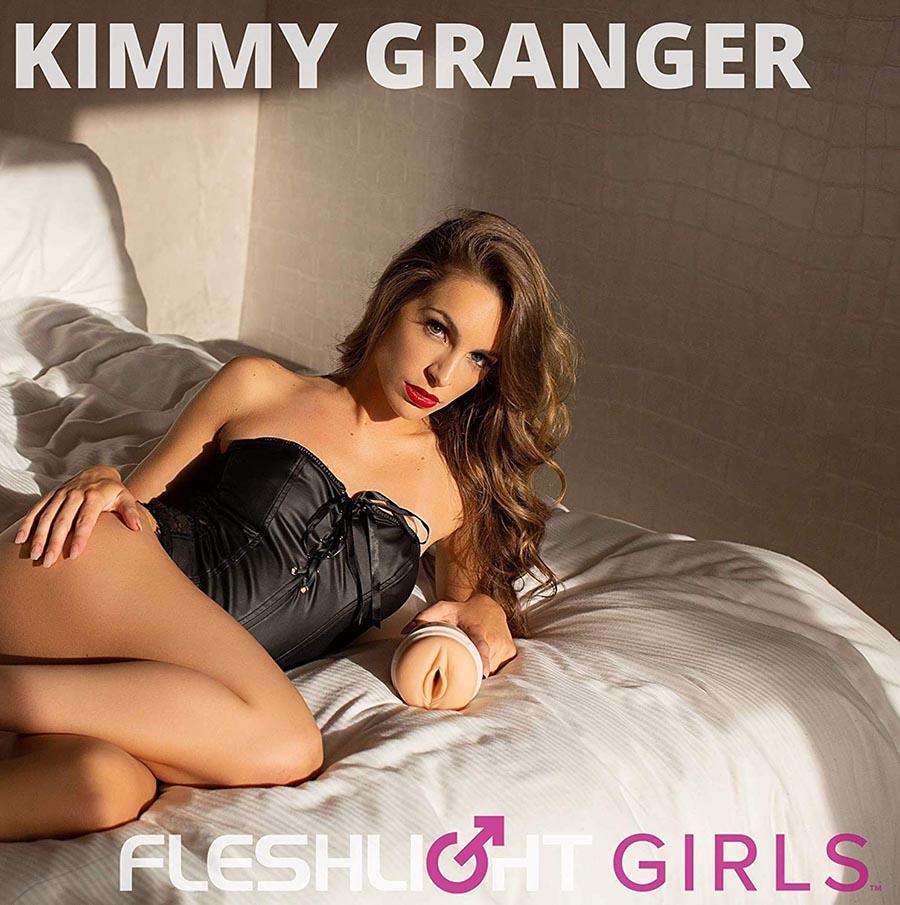 Fleshlight Masturbateur Kimmy Granger Vagin Rebel